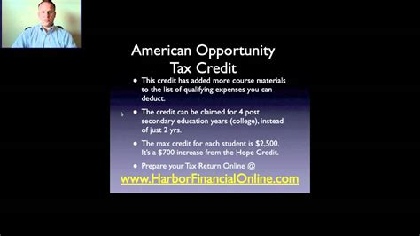 American Opportunity Tax Credit Mba by American Opportunity Tax Credit 2012 2013