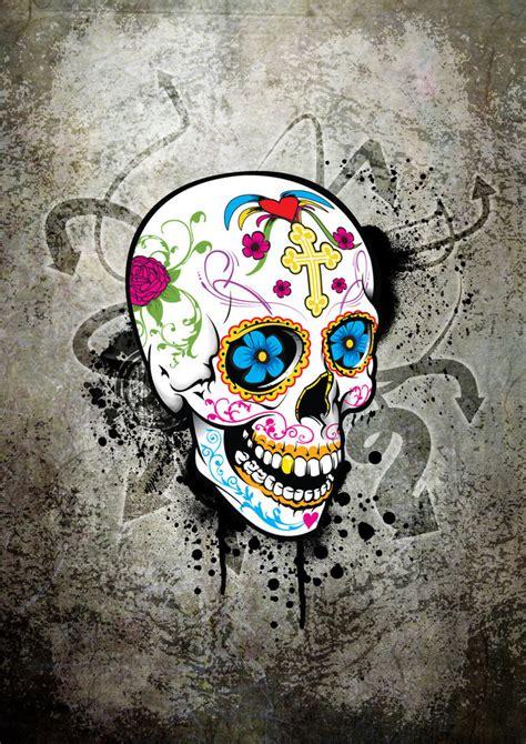 for sugar skull sugar skull by plaedien on deviantart