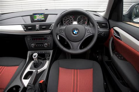 interior design bmw x1 bmw x1 2009 2015 review 2017 autocar