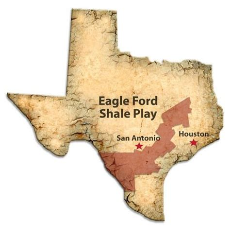 eagle ford texas map eagle ford shale play texas intercontinental and gas pinter