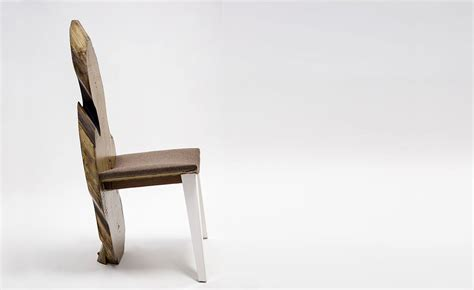 Sentient Furniture by Locust Wood Chair Sentient Furniture New York Sentient Made In