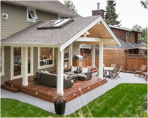 covered deck and patio pictures built by all weather decks covered decks and patios 187 melissal gill