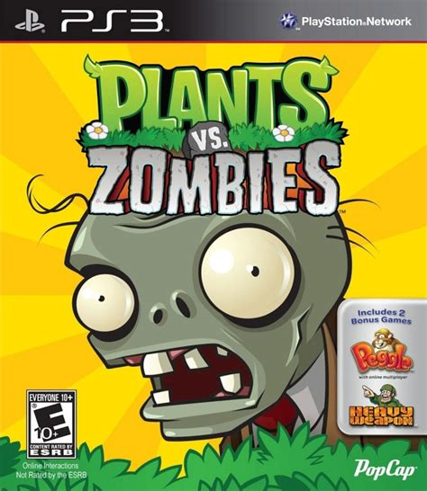 Bd Ps4 Plants Vs Zombies New Reg 3 plants vs zombies cfw 3 55 ps3 iso us 4 playstation