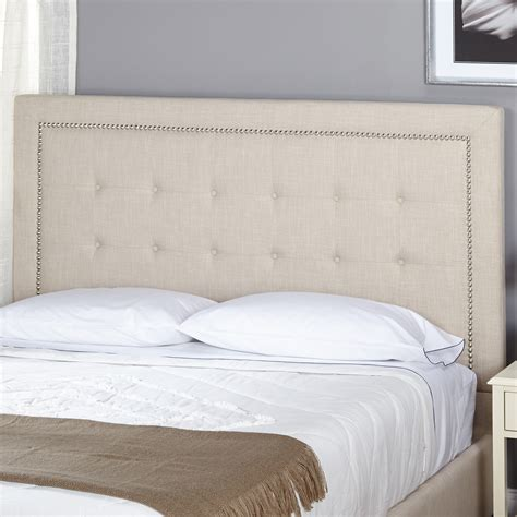 padded headboard king bedroom wayfair headboards cal king headboard upholstered