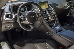Aston Martin Db 11 2017 Aston Martin Db11 Reviews And Rating Motor Trend
