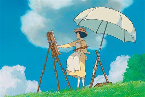 premier film ghibli kaze tachinu hayao miyazaki s new film halcyon realms