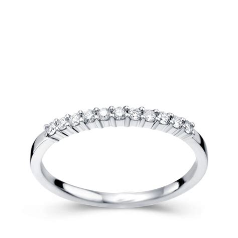 1 4 carat wedding ring band on white gold
