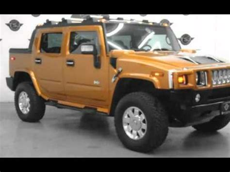 Hummer H2 Limited Edition by 2006 Hummer H2 Sut Limited Edition 4x4 For Sale In