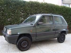 Fiat 4x4 For Sale Fiat Panda 4x4 Sisley Model 1990 For Sale Portugal