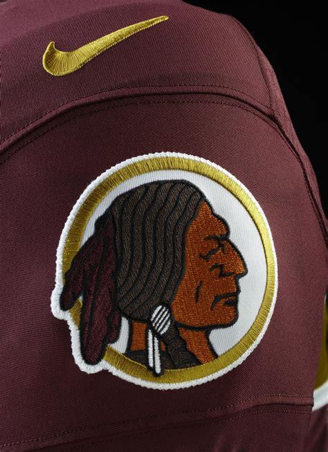 washington redskins unveil  nike anniversary uniform