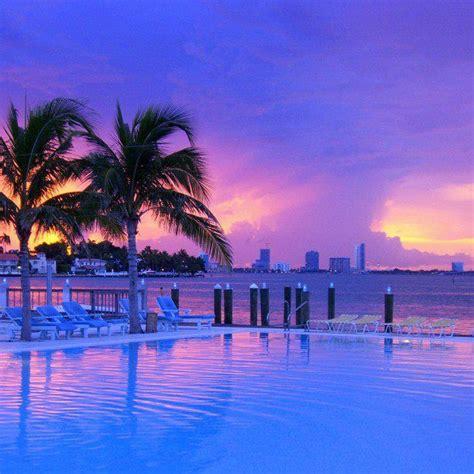 South Florida Detox Sunset by Purple Miami Sunset Sixt Sixtusa Miamibeach Http