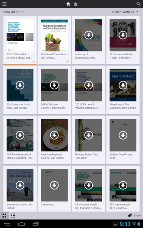 bookshelf apk free android app appraw
