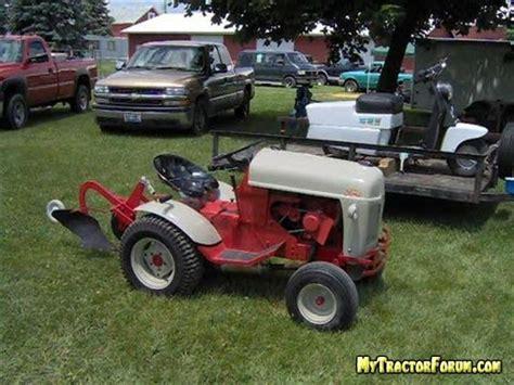 Ford Garden Tractor by Custom Built Garden Tractors Re Ford 8n Garden Tractor