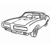 Coloring Pages Muscle Cars  Ebcs B80bc12d70e3