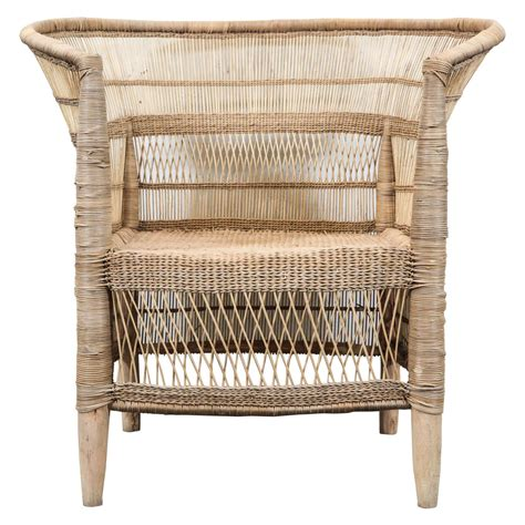 wicker armchairs south african wicker armchair at 1stdibs