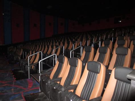 regal cinema assigned seats the fancy new seats in the completely redone theater yelp