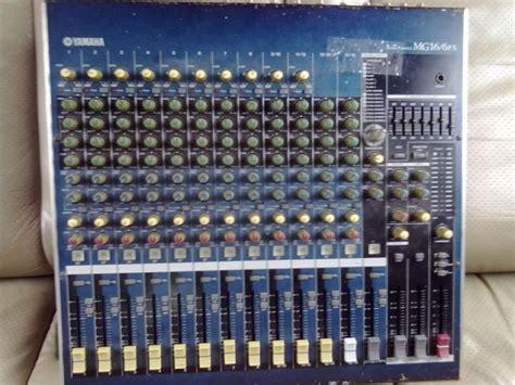 Mixer Yamaha Mg 16 Fx mixer yamaha mg 16 fx