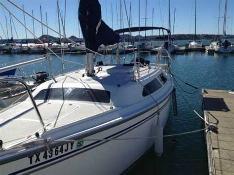 sailboats for sale in texas catalina 250 2004 canyon lake texas sailboat for sale