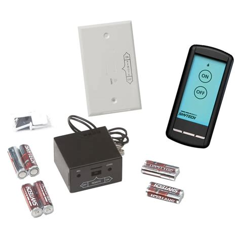 skytech 5001 touch screen manual remote for gas
