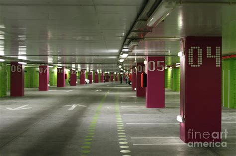 best parking ciino underground parking lot photograph by gaspar avila