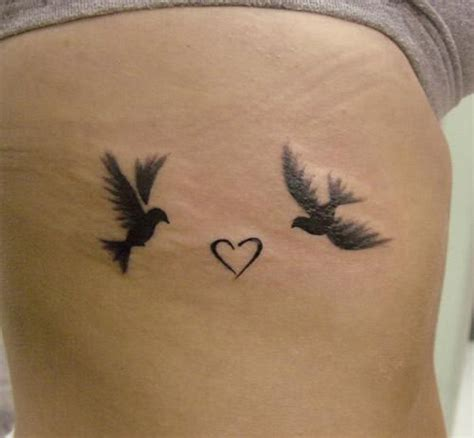 small dove tattoo meaning bird tattoos for are getting popular