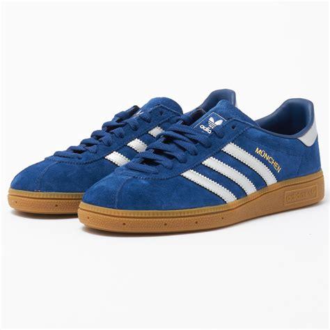 adidas munchen blue adidas originals munchen blue silver by9791