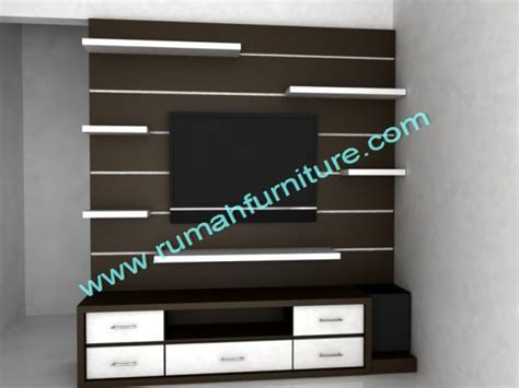 Meja Tv Panel tv panel rak tv rumah furniture