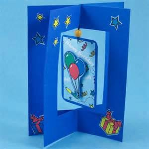 card idea dangler card tutorial greeting card class 2 s crafts