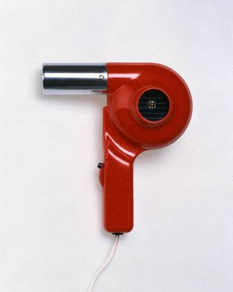 Hair Dryer Di Hypermart morte designer richard sapper artribune