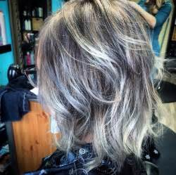 what color low lights look with white grey hair 17 best images about highlights on pinterest ash silver