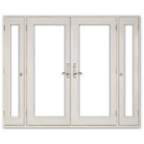 Patio Doors With Sidelights by Vented Sidelight Patio Doors Modlar
