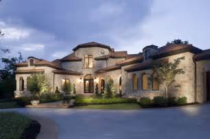 Tuscan Home Design Tuscan Elevation