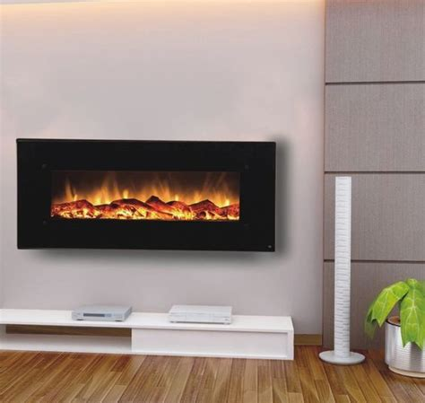 electric fireplace for bedroom electric wall mounted fireplace and bedroom wall on pinterest
