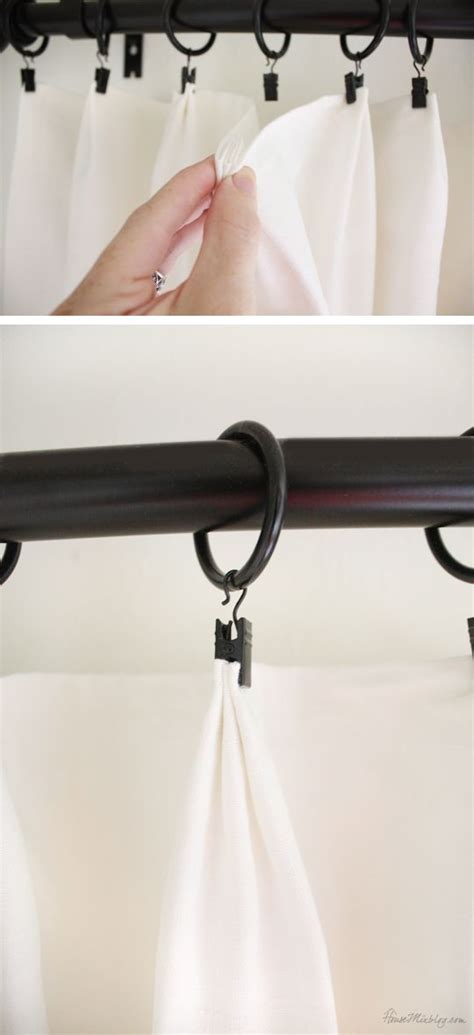 cheap curtain clips best 25 curtain clips ideas on pinterest easy curtains