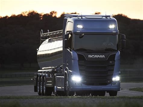 scania unveils its next generation truck range news