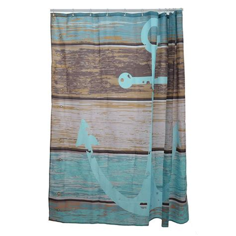 anchor curtain hooks 25 best ideas about nautical shower curtains on pinterest