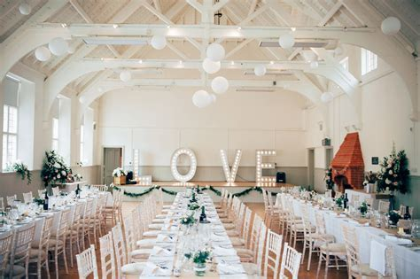DIY Village Hall Wedding with High Street ASOS Bridesmaid