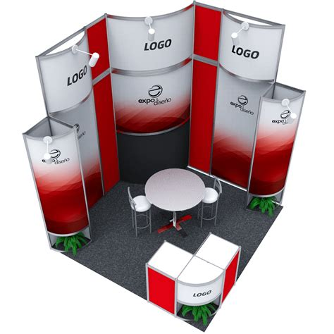 Stand 3 X 3 stands 3x3 expodise 241 o