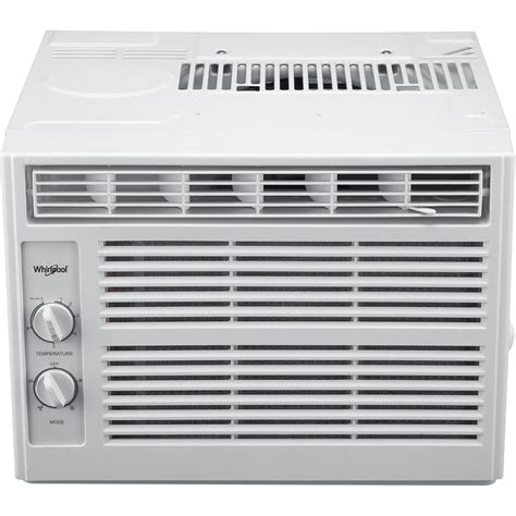 whirlpool window air conditioner parts whirlpool 5 000 btu window air conditioner with mechanical