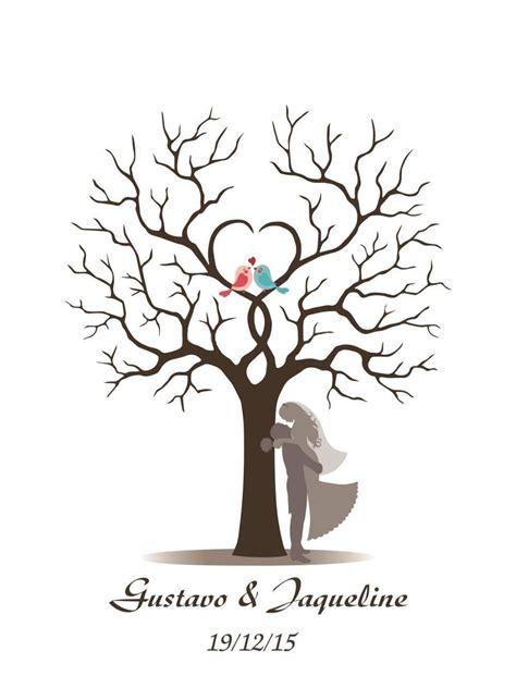 plantillas de decoracion navideñeo arbol arbol de huellas con bastidor para boda bautizo graduaci 243 n 1 190 00 en mercado libre