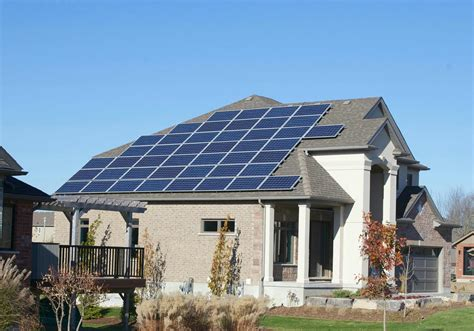 solar powered house ls solar power energy net zero homes canada installers of