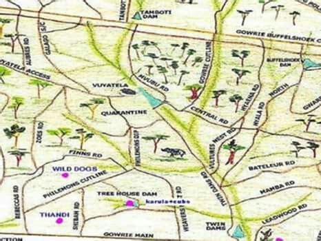 djuma map off of facebook my safari live obsession