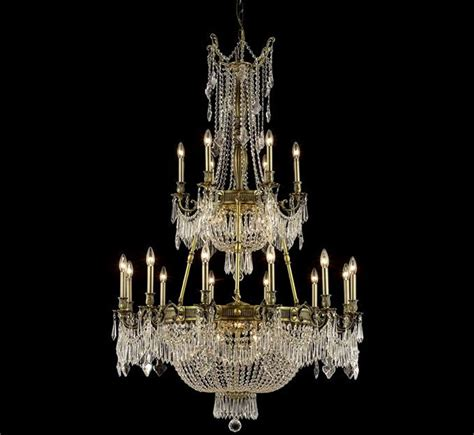 Large Glass Chandelier Esperanza Collection 27 Light Large Brass Chandelier Grand Light