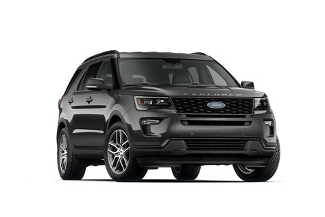 ford suv 2018 2018 ford 174 explorer sport suv model highlights ford