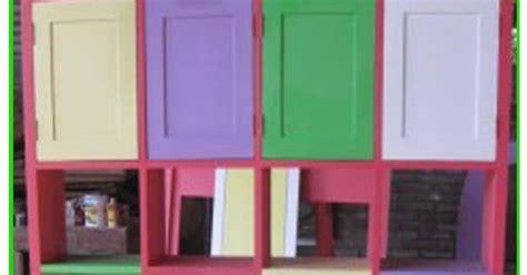 Rak Buku Tk rak buku tk klender multi warna allia furniture
