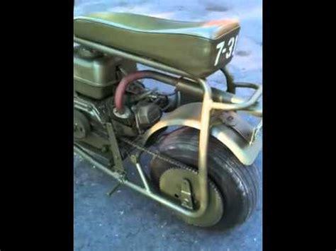 baja doodle bug mini bike top speed custom baja doodle bug and dirt bug high speed runs doovi