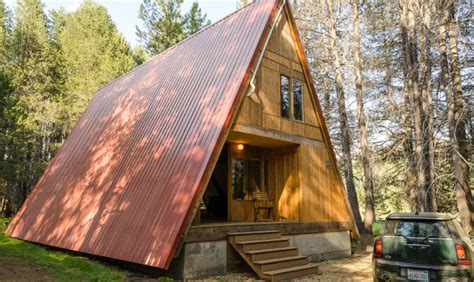 how to build an a frame cabin cabin rentals a door to the wild the red a frame