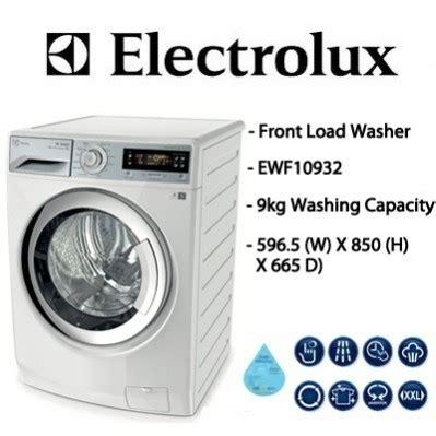 Karet Pintu Mesin Cuci Electrolux mesin cuci electrolux ew f10932 bukaan depan dengan gagang pintu yang ergonomis dan diameter