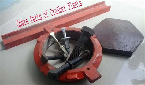 Spare Part Timor Products Crusher Spare Parts Manufacturer