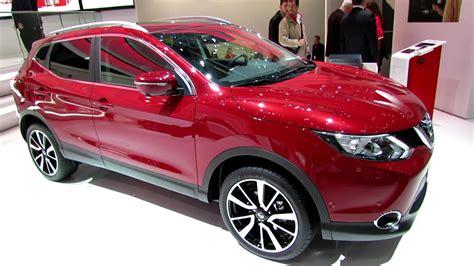 St Channel Maroon 3in1 2015 nissan qashqai exterior and interior walkaround debut at 2014 geneva motor show